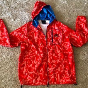 NWOT Men's Windbreaker/raincoat from Ecko size L